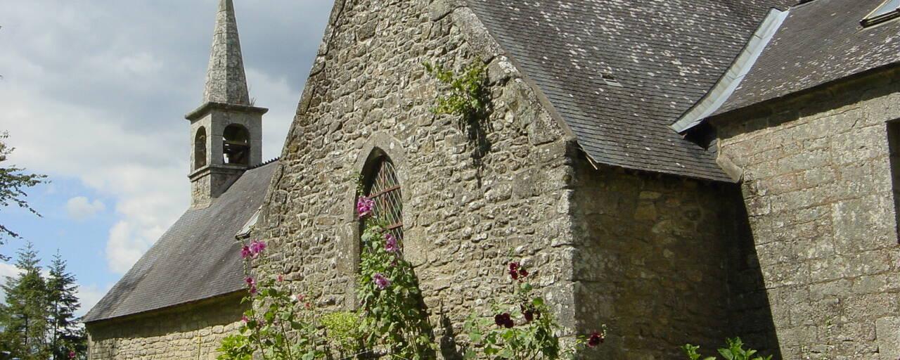 Chapelle Notre Dame du Moustoir en Malguénac
