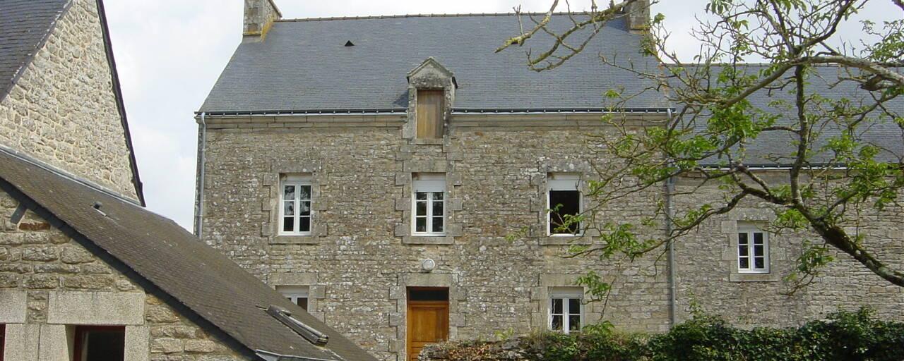 Maison de bourg - Guéhenno
