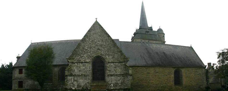 Chapelle Notre Dame de Carmes en Neulliac