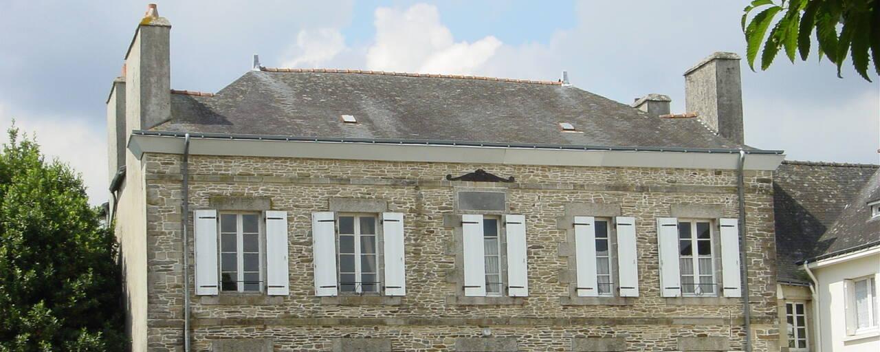 Presbytère en Moréac