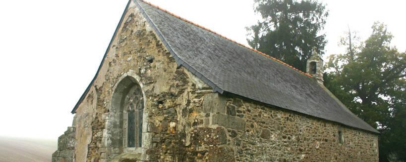 Chapelle Saint Marc en Bréhan