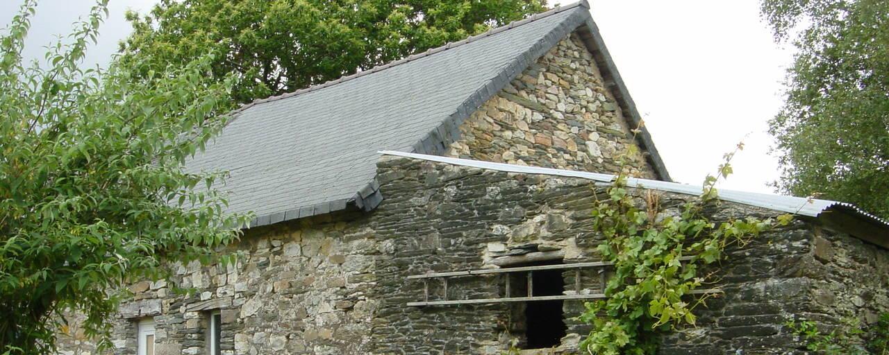 Maison d'habitation en Malvran - Saint Aignan