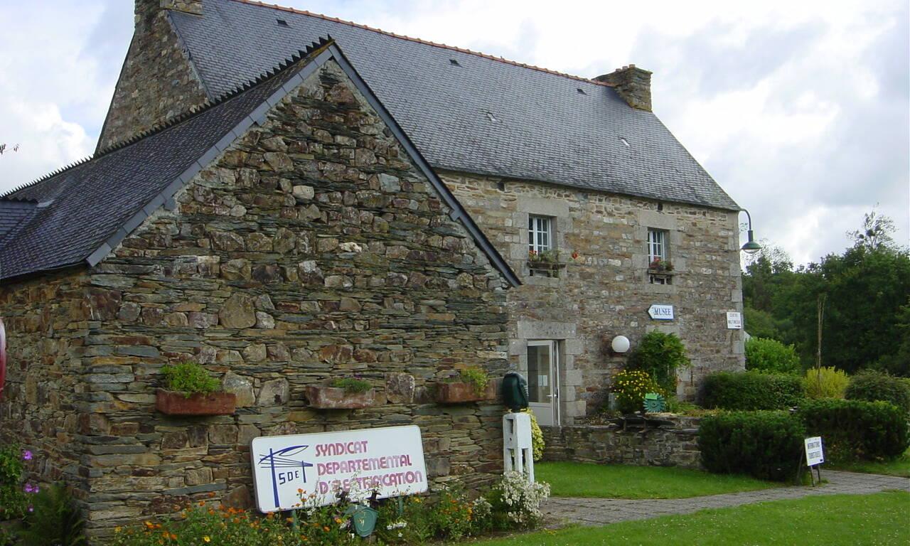 Musée de l'électricité en Saint Aignan