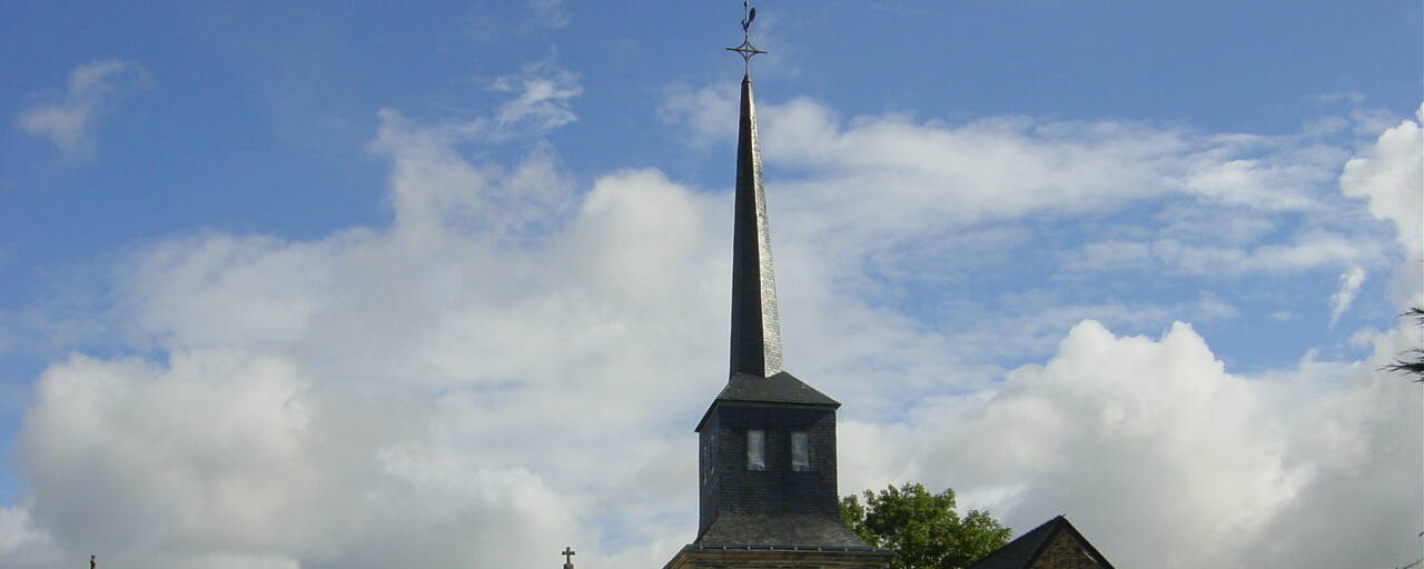Eglise en Saint Aignan