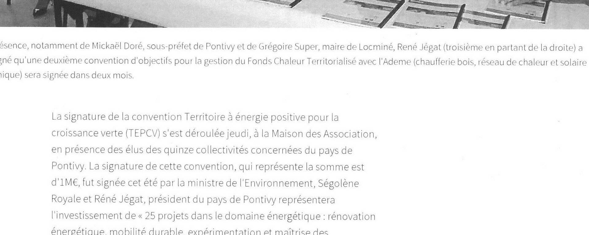 Article de presse Le Télégramme
