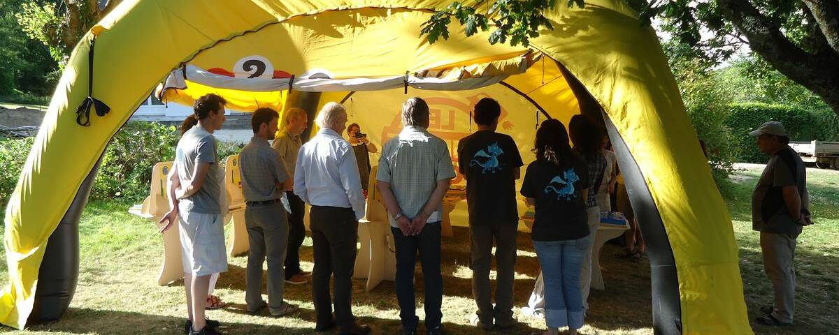 Science tour des énergies 2015 - Saint Aignan