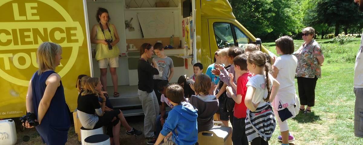 Science tour des énergies 2015 - Saint Allouestre