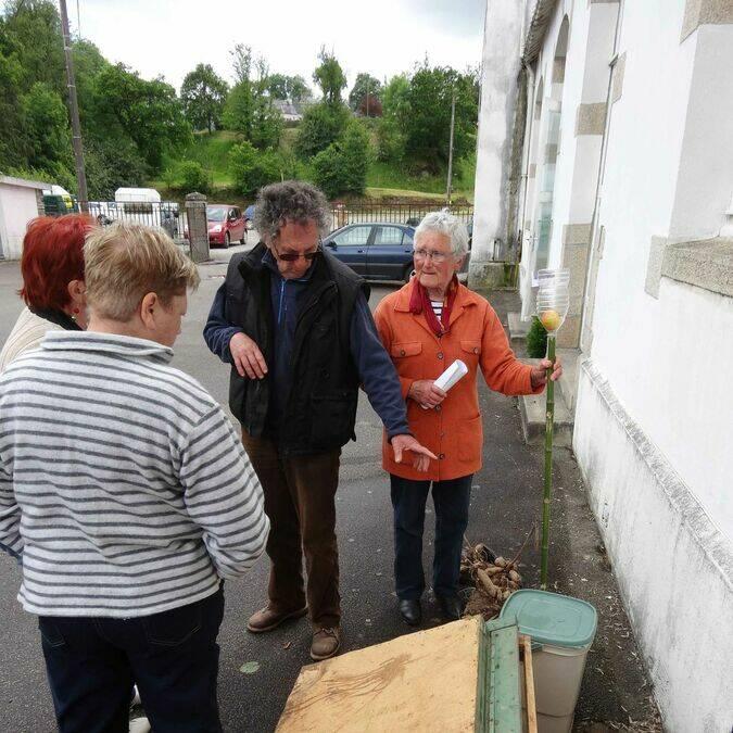 "Atelier "" jardinage et cuisine ""par Ortie Culture – Rohan"