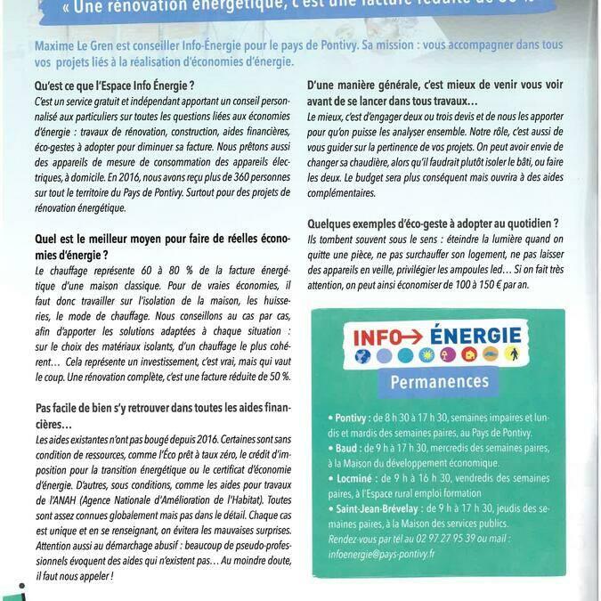 Article Ici & Là - Sept-Oct 2017